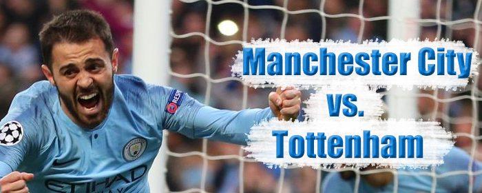 Manchester City - Tottenham karşılaşmasının bahis analizini sitemizde bulabilirsiniz.