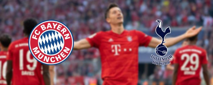 Bayern Münich - Tottenham bahis tahmini